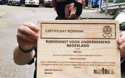 Duurzaam Bijendak Certificaten Voor Bedrijven